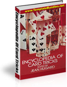 The  Encyclopedia of Card Tricks 6017